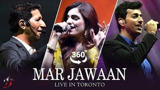 Mar Jawaan | 360 Degree Video | Sukriti Kakar | Salim Sulaiman Live | Jubilee Concert Toronto