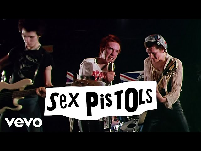 Videoclip de Sex Pistols - God Save The Queen