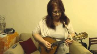 Spanish Lady - Mandolin