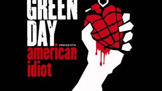 Green Day - Shoplifter (Bonus) HQ