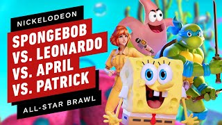 Nickelodeon All-Star Brawl looks surprisingly fun, but the lack of voice acting is criminal