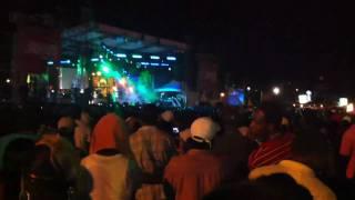 Reggae sumfest 2010 - Elephant Man