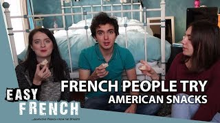 French people try American snacks | Super Easy French 27 width=
