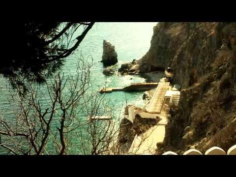 Crimea, Yalta Ukraine Крым Ялта Украина .webm