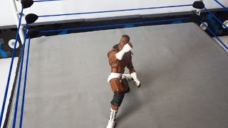 WWE Booker T Entrance