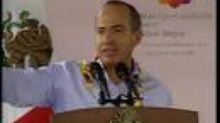 Arranque del Programa Piso Firme en el Estado de Oaxaca 2008