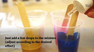 Discover Pébéo pouring medium