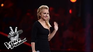 """The Voice of Poland VII – Marcelina Mróz – """"One and Only"""" – Nokaut"""