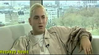 "Eminem Interview on BBC ""The Ozone"" (2000)"