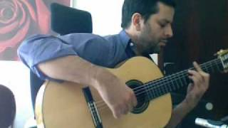 wicked game - Cris Isaak, Guitar Solo by Maxi Aguirre
