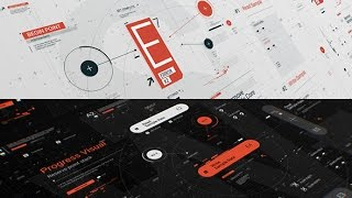 HUD Typo Graphics Pack ( After Effects Project Files)