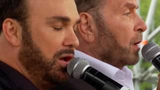 MOTL Birkenau 2016 #18 Hatikvah – David D'Or, Dudu Fisher, Tzemed Rayim