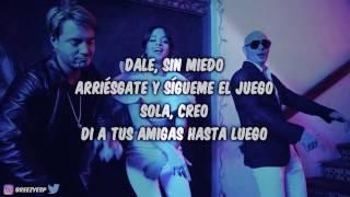 Pitbull Ft J Balvin Ft Camila Cabello - Hey Ma - Letra