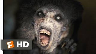 Don't Be Afraid of the Dark (3/7) Movie CLIP - Monster Under the Covers (2010) HD