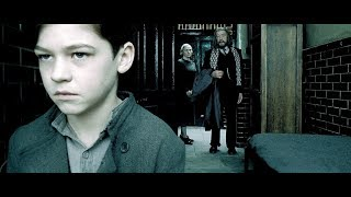 Harry Potter ve Melez Prens - Albus Dumbledore ve Lord Voldemort Tanışması