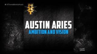 Nuevo tema musical de Austin Aries en NXT