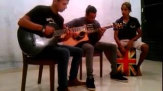 STRIKE - CÉU COMPLETO  (Cover - Edeilson, Tobias e Lucas)