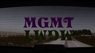 MGMT - Little Dark Age (Album Trailer)