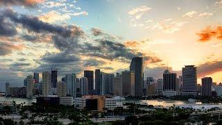 Miami in 4K   NX1   D810   Glidecam