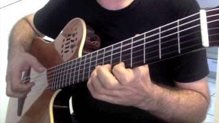 """Fingerstyle """" SON MEKTUP """" Gitar Cover"""
