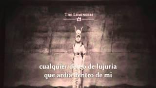 The Lumineers - Cleopatra [Subtitulada En Español] + Lyrics en la descripción.