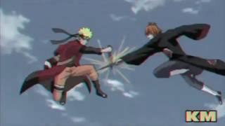 Naruto Shippuden: NAGATO Vs. NARUTO {AMV} SALIVA - ALWAYS