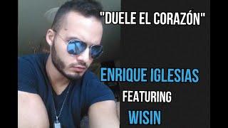 Cover duele el corazón de Enrique Iglesias