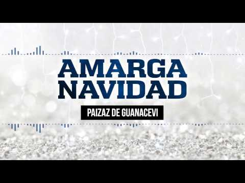 Amarga Navidad de Paizas De Guanacevi Letra y Video