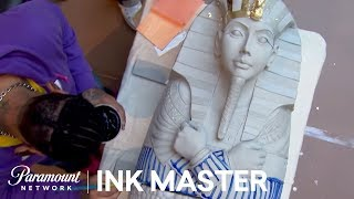 Flash Challenge Preview: Sarcophagus: Part II - Ink Master, Season 6