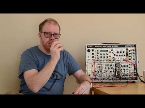 Rupert Lally on Modular Used In Latest Release