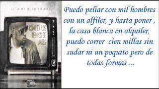 LETRAS - LR Ley Del Rap Ft. Dkano - Te Necesito (Como En Los Tiempos De Antes Mixtape)