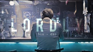 「bts + exo; lordly」