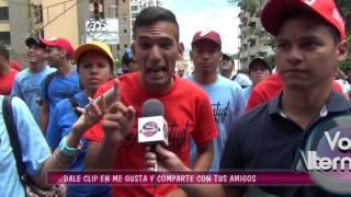 Angelo Rivas .@rivasangelo: Juventud de CCS dice #ResteadosConLosClap