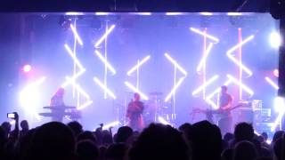 Little Dragon - Test live in Melbourne 2015