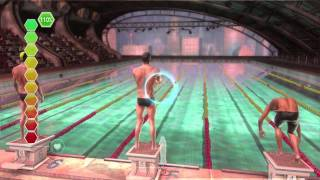 Michael Phelps: Push the Limit - Trailer (Xbox 360)