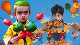 छोटू दादा के कबाब   CHOTU DADA KE KABAB   Khandesh Hindi Comedy   Chotu Comedy Video