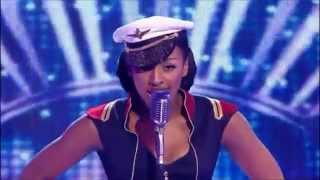 Alexandra Burke - Candyman (The X Factor UK 2008) [Live Show 3]