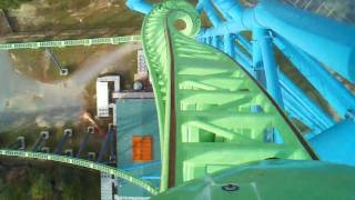 [ HD POV ] Kingda Ka Front View Six Flags Great Adventure