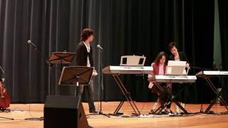 Naruto - Sadness and Sorrow :  Keyboard Group Concert 2009- Sadness and Sorrow -bambi