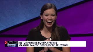 Estudiante de Bonita Springs gana programa nacional