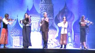 Cornerstone Productions Russia Scene