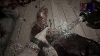 Resident Evil 7 Leg Cut Off Scene