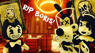 Bendy Plush: Bendy VS. Brute Boris!