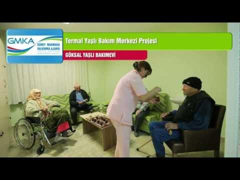 GMKA Tanıtım Filmi - Göksel Yaşlı Bakımevi