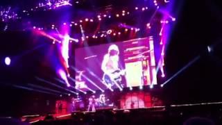 Aerosmith - Janie's Got A Gun (Horsens Denmark)