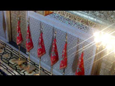 Marrocos, Rabat – Mausoléu do Rei Mohammed V