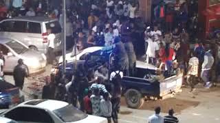 Kitwe Teenage Gangs Clash On New Year's Eve 03 01 2018