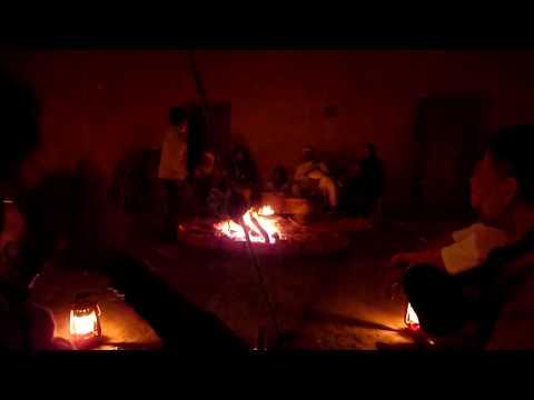 Concierto de fin de año 2009 en La Baraka, Merzouga