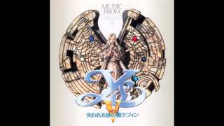 Music from Ys V: Lost Kefin, Kingdom of Sand - Theme of Adol