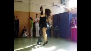 Baile Salsa Merengue